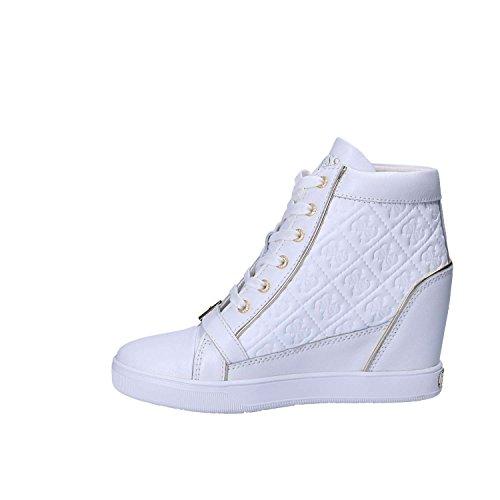 GUESS FLIOE1 LEA12 Zapatos Mujeres Blanco