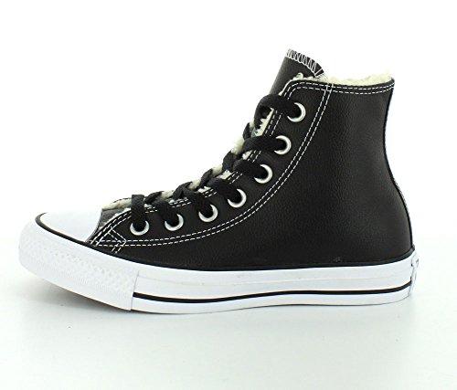 Converse Ct Shear Lea Hi - Zapatillas altas Mujer Black/White/Black