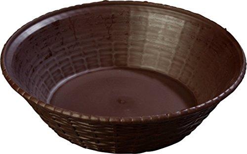 Carlisle 652401 WeaveWear Round Serving Basket, 9
