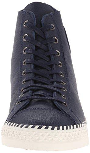 Pf Flyers Hommes Rambler Cuir Mode Sneaker Bleu