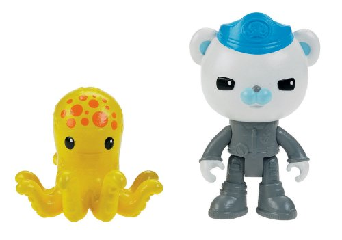 Fisher-Price Octonauts Barnacles and The Octopus]()