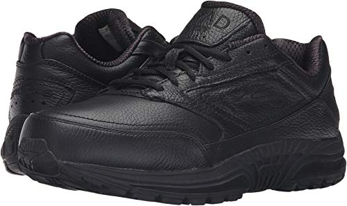 Brooks Men's Dyad Walker Black Sneaker 10.5 D