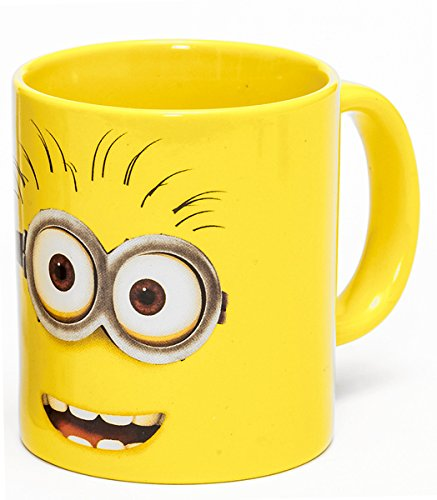 Despicable Me 2 - Ceramic Coffee Mug / Cup (Minion Phil)