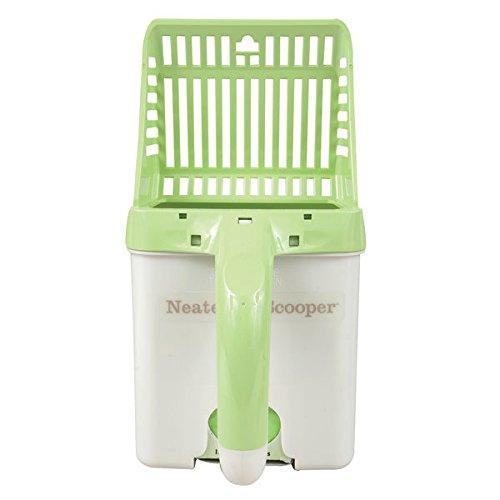 Neater Pet Brands Scooper Cat Litter Scoop, Green