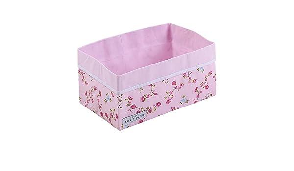 POCO HOLANDESA 6001 bebé cesta de flor grande de color rosa ...