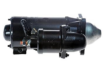HELLA 8EA 011 611-071 Motor de arranque, Número de dientes 9, Tensión: 12V, Potencia nominal: 0,6kW: Amazon.es: Coche y moto