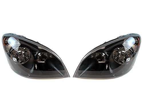 CPW-tm-2008-2016-Freightliner-Cascadia-Commercial-Truck-Black-Replacement-Headlights-Head-Lamps-Set