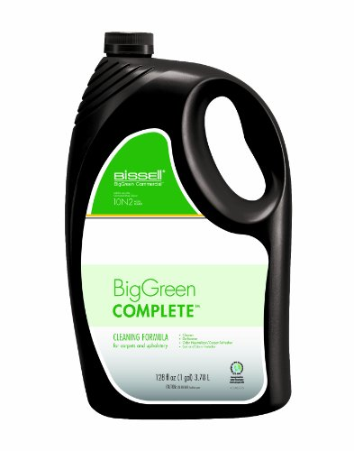 (BISSELL BigGreen Commercial 31B6-C 128 oz. Complete Formula Cleaner and Defoamer, 13
