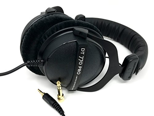beyerdynamic DT 770 Pro 80 Limited Edition Headphones, Black