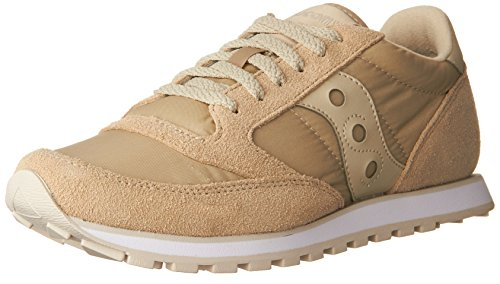 Pro In Saucony Low Sneaker Donna Jazz Beige Pelle Originals Fashion 0rIqwI1fx