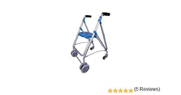 Andador Ruedas Aluminio Ara Plus c/tabla+ Rueda-Unidad: Amazon.es: Salud y cuidado personal
