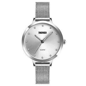 XKC-watches Relojes de Mujer, SKMEI Mujer Reloj de Vestir Reloj de Moda Reloj