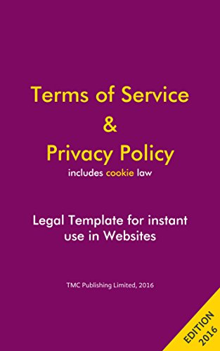 Terms of service privacy policy template for websites kindle terms of service privacy policy template for websites kindle edition by yannis kyrimkyridis professional technical kindle ebooks amazon maxwellsz
