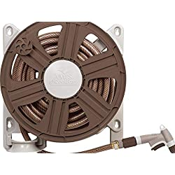 The AMES Companies, Inc Ames Side Mount Hose Reel With 100-Feet Hose Capacity - 2388340
