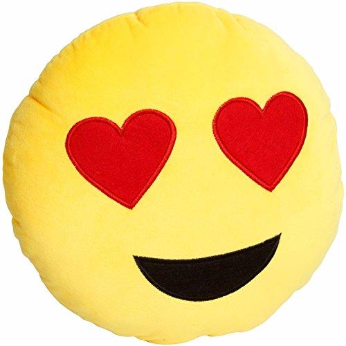 Étoile Love Emoji Plush -