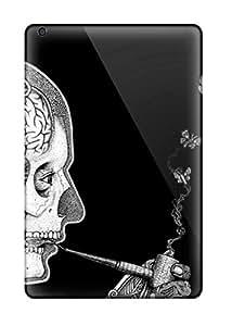 New Arrival Cover Case With Nice Design For Ipad Mini/mini 2- Pipe Dark