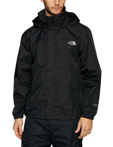 The north face jacke schwarz herren