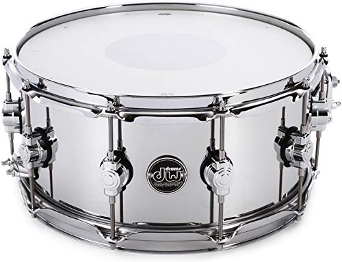 DW Performance Series Steel Snare - 6.5'' x 14''