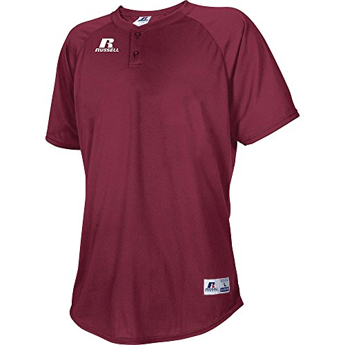 Russell Athletic Button Placket Jersey