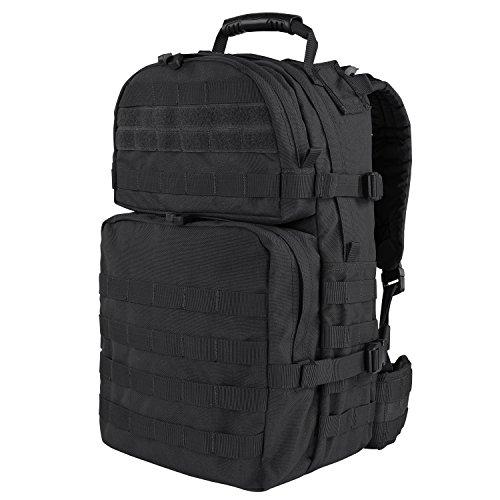 Condor Medium Assault Pack (Black) ()