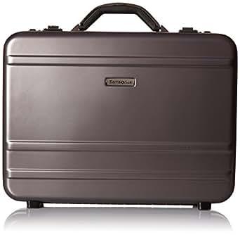 Samsonite Delegate Briefcase, Gun Metal