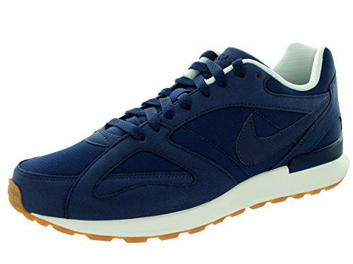Nike Air Pegasus New Racer, Men's Running Shoes (Mid Nvy/Mid Nvy-sl-gm Lght Brw)