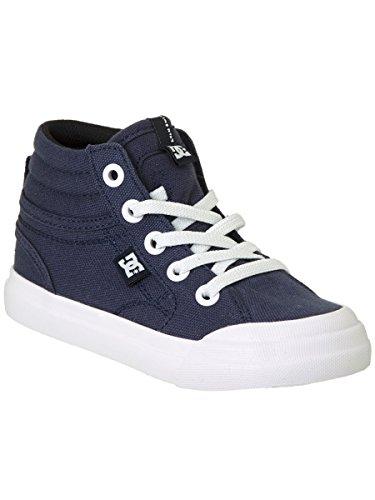 Zapatos primera infancia DC Evan Smith TX Hi Azuloscuro