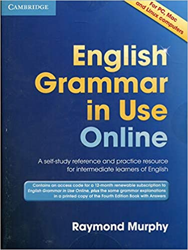 English Grammar in Use Online Online Access Code and Book