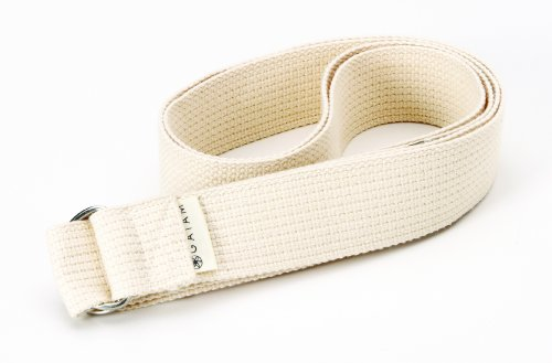 Gaiam Organic Cotton Yoga Straps