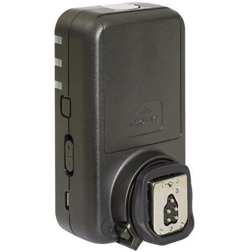 Kit de 2 transceptores para Canon TTl, HSS, 7 Canales Yongnuo YN622C II Color Negro