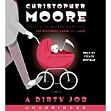 img - for By Christopher Moore- A Dirty Job [Audiobook] book / textbook / text book