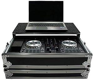 Harmony HCDDJSBLT Flight Glide Laptop Stand Road DJ Case fits Pioneer DDJ-SB3 from Harmony Audio