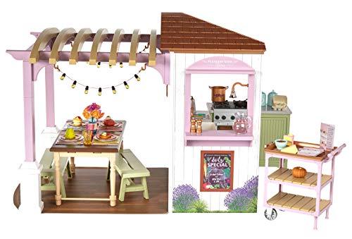 American Girl Blaire's Family Farm Restaurant GOTY 2019 (American Girl Doll Dining Book)