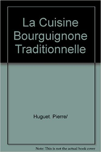 Lire un La cuisine bourguignonne traditionnelle epub, pdf