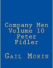 Company Men - Volume 10 - Peter Fidler