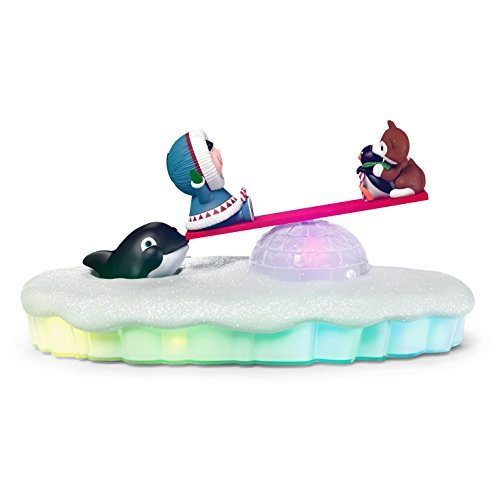 Hallmark 2016 Seesaw Shenanigans Magic Christmas Table Decoration ()
