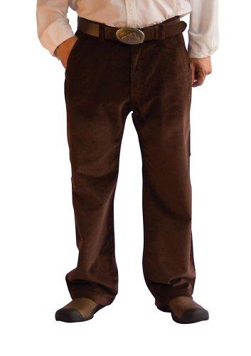 Mountain Khakis Men's Cottonwood Cord Pant, Chocolate, 28Wx30L