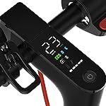 41CrFaDU4aL. SS150 Prenine Cruscotto Elettrico Scooter, Compatibile con Monopattino Xiaomi M365/M365 PRO, Sostituzione del Circuito…