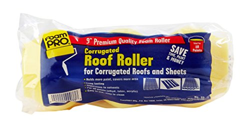 (FOAM PRO MFG INC 33 Paint-Rollers, 9