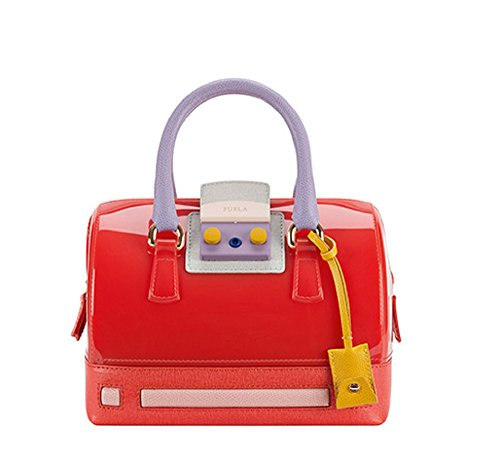 Furla Candy Vanilla Cartoon Mini Satchel (Speed) by Furla