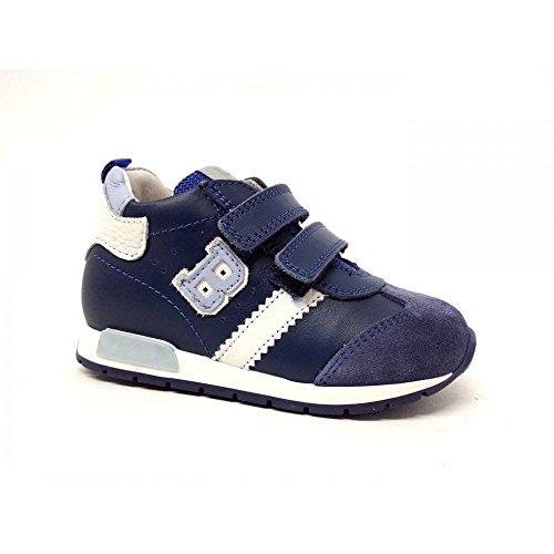 Scarpe Amazon Sneakers Borse Balducci Jeans it Blu E Cita1026 Baby Pelle 1qxABwTA