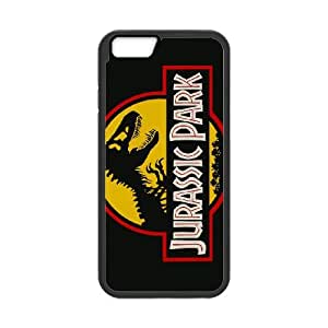 Jurassic park iPhone 6 4.7 Inch Cell Phone Case Black Phone Accessories SH_627686