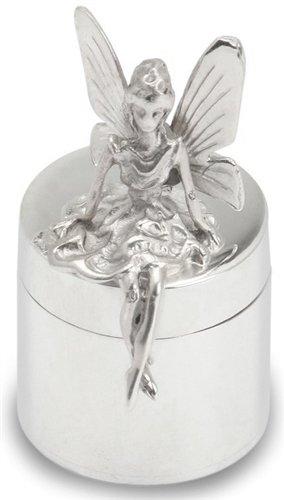 Krysaliis Sterling Silver Box, Tooth Fairy by Krysaliis