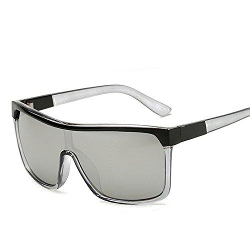 Hommes Soleil Lunettes pour Designer TL de la Hommes Silver de CJXY802 de Luxe C5 Lunettes Shades directeurs Les Hommes Sunglasses IwqqExC47