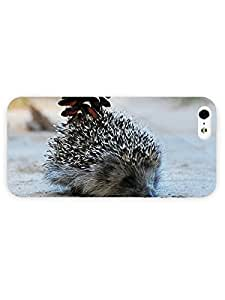 3d Full Wrap Case For Htc One M9 Cover Animal Cone Stuck In A Hedgeho