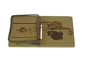 Hawe–Ratonera madera de haya 2unidades), marrón, 19x 10x 3cm