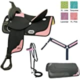 ABETTA Ostrich Classic Saddle Package