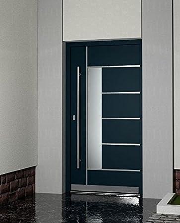 Haustur Welthaus Wh75 Standardtur Aluminium Mit Kunststoff La 40 Tur