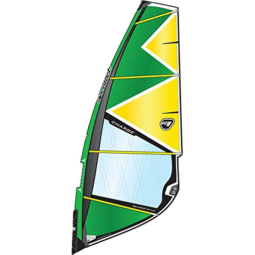 Aerotech Sails 2017 Charge 4.5m Green Windsurfing Sail by Aerotech Sails