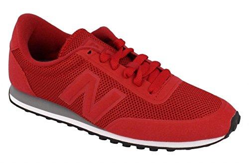New Balance U410nsb - - Unisex adulto Rojo
